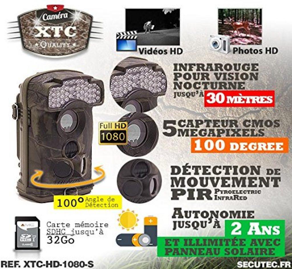Caméra XTC
