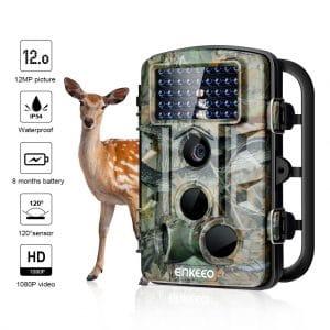 Caméra de chasse ENKEEO 12MP