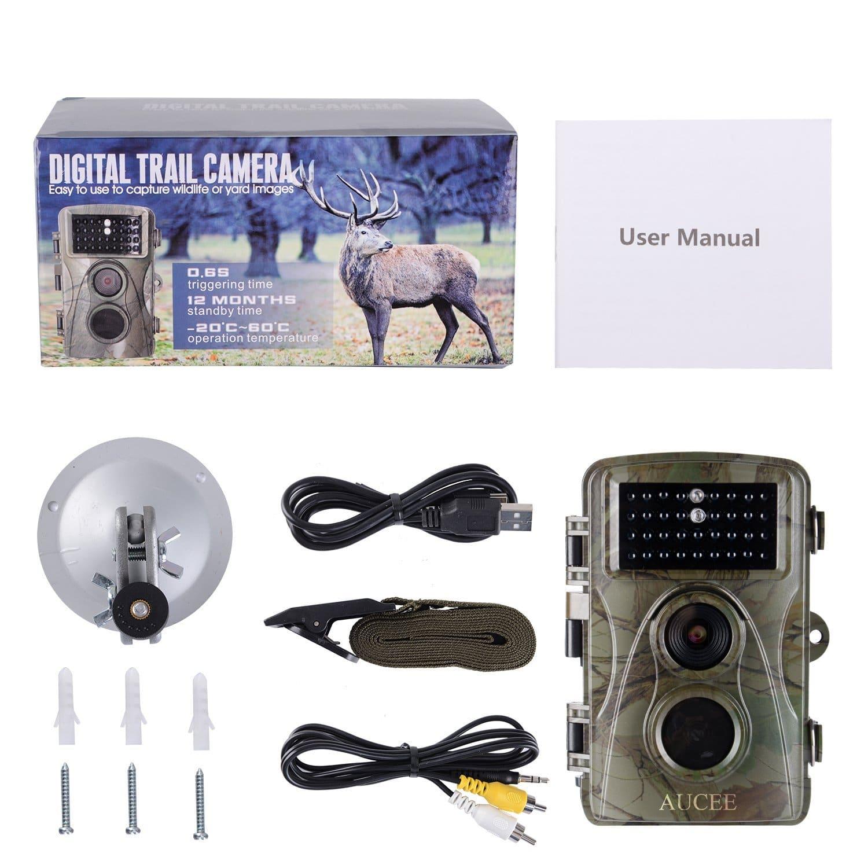 Caméra AUCEE 12MP
